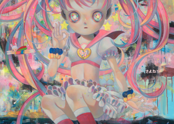 "Apocalypse, Oil on canvas, 48"" x 60"", 2014"